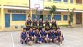 Thầy giáo thể dục chế bảng bóng rổ giúp học sinh đạt nhiều thành tích cao