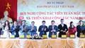 Báo Pháp luật Việt Nam gặp mặt Cộng tác viên và triển khai công tác năm 2018