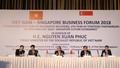 Thủ tướng: Nhiều cơ hội hợp tác mở ra cho các DN Việt Nam - Singapore