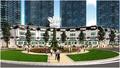 Chuẩn bị mở bán khu nhà phố thương mại duy nhất trong khi đô thị Nam Thăng Long