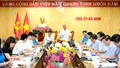 Hà Nam: Chậm nhất đến năm 2020 phải tự cân đối được ngân sách