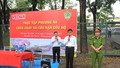 Vedan Việt Nam tích cực thực tập phương án chữa cháy và cứu nạn cứu hộ
