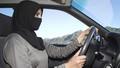 Phụ nữ Ả rập Xê-út lần đầu được lái xe