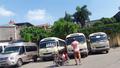"""""""Bát nháo"""" xe khách Hải Phòng - Quảng Ninh"""