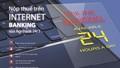 Nộp thuế xuất nhập khẩu điện tử qua Internet Banking Agribank – nhanh chóng, chính xác, hiệu quả!