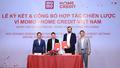 Ứng dụng Home Credit Việt Nam với Ví MoMo: Thanh toán khoản vay và nhận giải ngân trong 2 phút