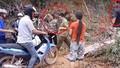 Yên Bái: Không có chuyện công an xã bảo kê người dân thu phí qua khu vực sạt lở