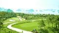 Cận cảnh khu nghỉ dưỡng - sân golf trên núi ngắm trọn vịnh Hạ Long