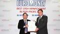 HDBank được vinh danh Ngân hàng có dịch vụ Quản lý tiền mặt tốt nhất Châu Á - Thái Bình Dương năm 2018