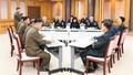 Triều Tiên, Hàn Quốc giải giáp ở làng đình chiến