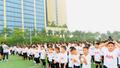 """Ngày hội """"Chân sút nhí"""" mùa thứ 2 tại Hà Nội thu hút hơn 800 bạn nhỏ tham gia"""