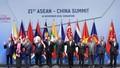 Thông qua Tầm nhìn Đối tác chiến lược ASEAN -Trung Quốc 2030