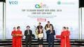 Coca-Cola Việt Nam được vinh danh top 2 doanh nghiệp bền vững lĩnh vực sản xuất