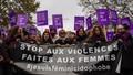 Hàng chục nghìn người tuần hành phản đối bạo lực giới