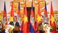 Việt Nam - Campuchia kiên định không cho thế lực thù địch sử dụng lãnh thổ gây phương hại an ninh