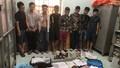 Tạm giữ 8 đối tượng cho vay nặng lãi tại Đồng Nai
