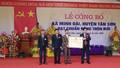 Phó chủ tịch UBND tỉnh Phú Thọ trao Bằng công nhận xã Minh Đài đạt chuẩn nông thôn mới