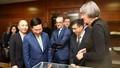 Phó Thủ tướng, Bộ trưởng Ngoại giao Phạm Bình Minh thăm CHLB Đức