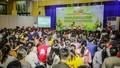 Đức Gyalwang Drukpa nói chuyện với hơn 300 bạn trẻ về bảo vệ môi trường