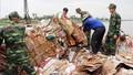 Thu giữ hơn 12 tấn phế liệu nhập lậu qua biên giới