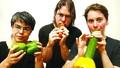 Độc đáo ban nhạc rau củ quả đầu tiên trên thế giới