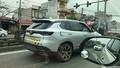 Ôtô VinFast lần đầu chạy trên đường phố Việt Nam