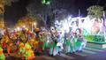 """Du khách """"quẩy hết mình"""" với Lễ hội Carnival đường phố DIFF 2019"""