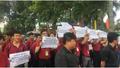 Bà Rịa – Vũng Tàu: Biểu tình, cản trở việc cưỡng chế đất các dự án chưa được cấp phép tại Thị xã Phú Mỹ