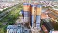Cán đích vượt tiến độ, khu căn hộ TSG Lotus Sài Đồng chính thức cất nóc