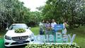 Mua nhà Ecopark, khách Hàn Quốc trúng Mercedes C200 trị giá 1,5 tỷ đồng