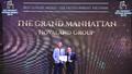 The Grand Manhattan lập cú hattrick giải thưởng trong phân khúc BĐS hạng sang