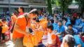 """Hanwha Life Việt Nam tổ chức lễ hội """"Vui trung thu"""" cho trẻ khuyết tật tại TP HCM"""