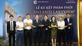 Tập đoàn Nam Cường tổ chức Lễ ký kết phân phối dự án Anland Lakeview