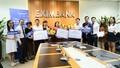 Trao giải chương trình 'Du lịch 5 châu cùng ngoại hối Eximbank' - mùa 2