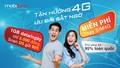 Tận hưởng 4G, ưu đãi bất ngờ cùng các chương trình hấp dẫn của MobiFone