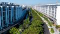 Van Phuc City hoàn thiện hàng loạt công trình tiện ích trong năm 2020