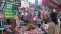Từ 1/4 giá thịt lợn giảm xuống còn 70 nghìn đồng/kg