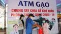 Vedan Việt Nam chung tay nhân rộng mô hình ATM gạo hỗ trợ đồng bào bị ảnh hưởng do Covid-19