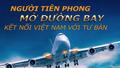 """'Vua hàng hiệu"""" Hạnh Nguyễn kể chuyện mở đường bay có một không hai"""