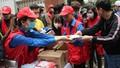 Vị trí công tác nào tại Hội Chữ thập đỏ được hưởng phụ cấp công vụ?