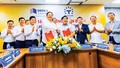 Ông Đào Hồng Tuyển tặng ý tưởng và bản quyền cho Tập đoàn Đèo Cả