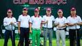 Giải golf Cup Bảo Ngọc: Sân chơi bổ ích cho các doanh nhân trẻ