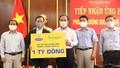 Larue ủng hộ 2 tỷ đồng hỗ trợ phòng, chống đại dịch Covid-19 tại Đà Nẵng, Quảng Nam