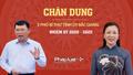 INFOGRAPHICS: Chân dung 2 Phó Bí thư Tỉnh ủy Bắc Giang nhiệm kỳ 2020 - 2025