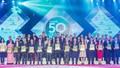 """Lần thứ 8 liên tiếp, Tập đoàn Đất Xanh được vinh danh """"Top 50 công ty niêm yết tốt nhất Việt Nam"""""""