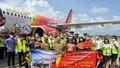 Vietjet tiếp tục công bố thêm đường bay mới tại Thái Lan