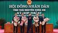 Ông Trịnh Việt Hùng được bầu làm Chủ tịch UBND tỉnh Thái Nguyên