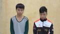 Bắt hai học sinh phổ thông chế pháo, thuê taxi đi bán