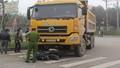 Nghệ An: Ô tô tải đâm vào xe máy, nạn nhân không qua khỏi