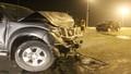 Dừng đèn đỏ bị xe ngược chiều tông, 9 người bị thương nặng